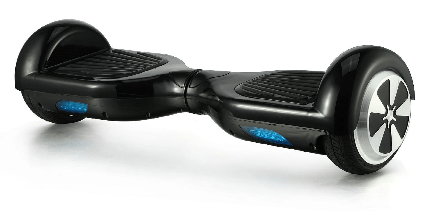 hoverboard with headlights