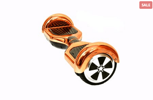 metallic hoverboard india