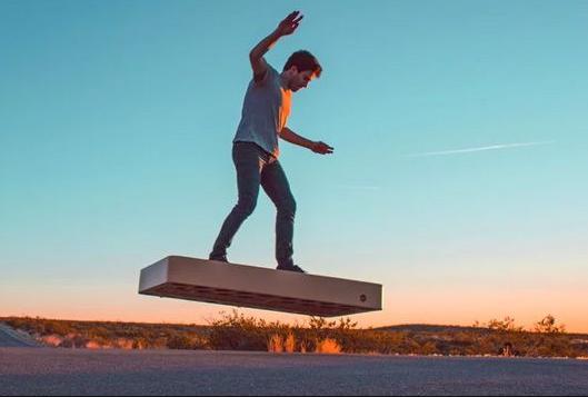 arca hover board